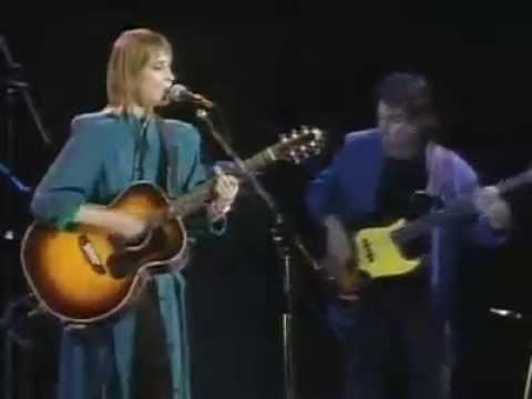 Suzanne Vega Live 1986