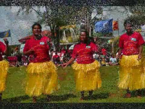 Techikebai-Guam Group 2011 (Dance Practice: Part 3 of 3)