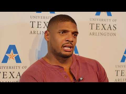 Q&A with Michael Sam