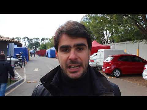 Gastão Fráguas, campeão mundial de kart em 1995