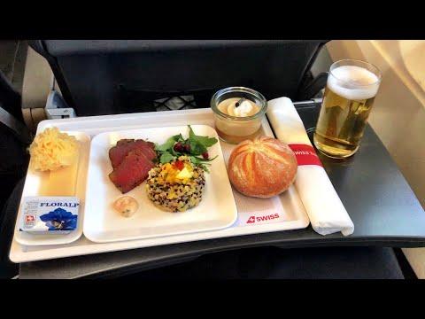 SWISS INTERNATIONAL Business Class Flight Experience: A319, Bucharest - Zürich