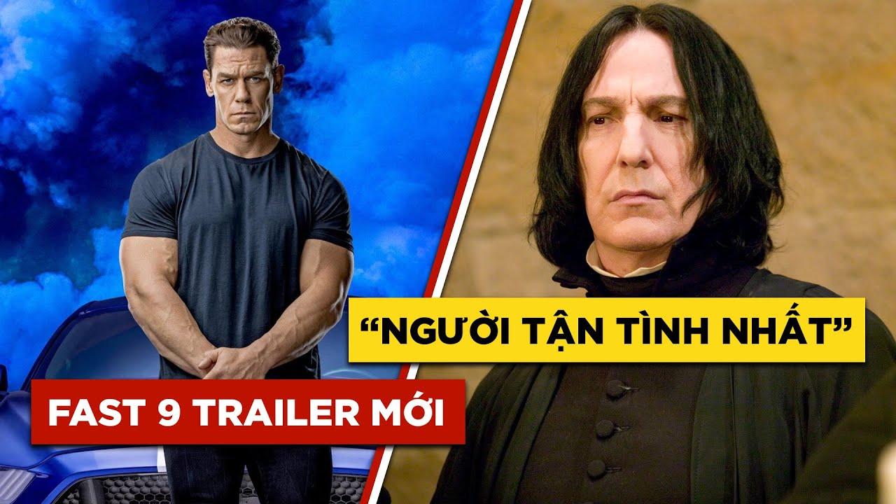 Phê Phim News: FAST 9 tung trailer mới | Lòng tốt của ALAN RICKMAN được lan tỏa