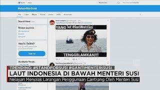 Video Menteri Susi Pujiastuti: Di Luar Negeri Dipuji, Dalam Negeri Dimusuhi download MP3, 3GP, MP4, WEBM, AVI, FLV Januari 2018