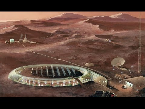 How To Live on Mars  :   Documentary on Colonizing the Plane