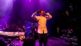 Rhythm of the Night - El DeBarge @ Music Box 11-28-15 (Smooth Jazz Family)