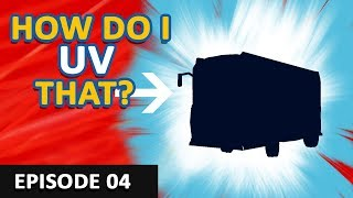 UV Mapping Subscribers Models - How do I UV that? (Episode 04)