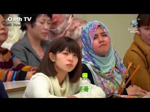 Dr Zakir Naik in Japan | Very Intellectual Citizen in Deep Emotion