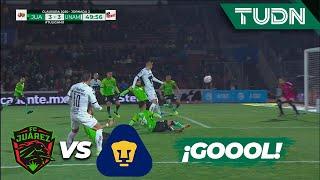 ¡Feria de goles y Pumas lo empata! 😱 | FC Juárez 3 - 3 Pumas | Liga Mx - CL 2020 - J2 | TUDN