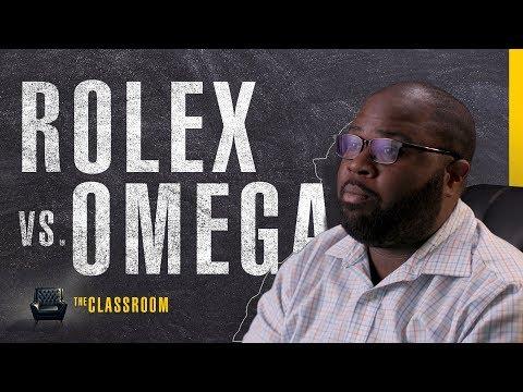 The Rivalry of Rolex vs. Omega   The Classroom: EP01, S01