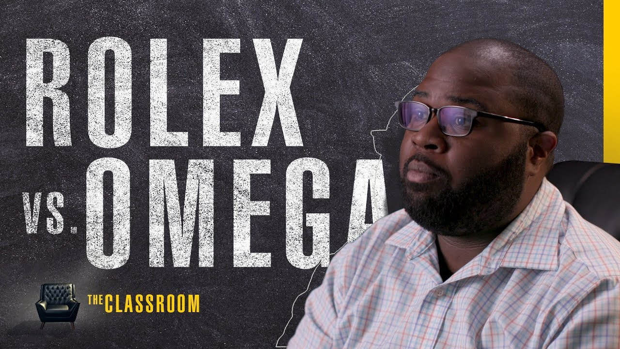 Download The Rivalry of Rolex vs. Omega | The Classroom: EP01, S01