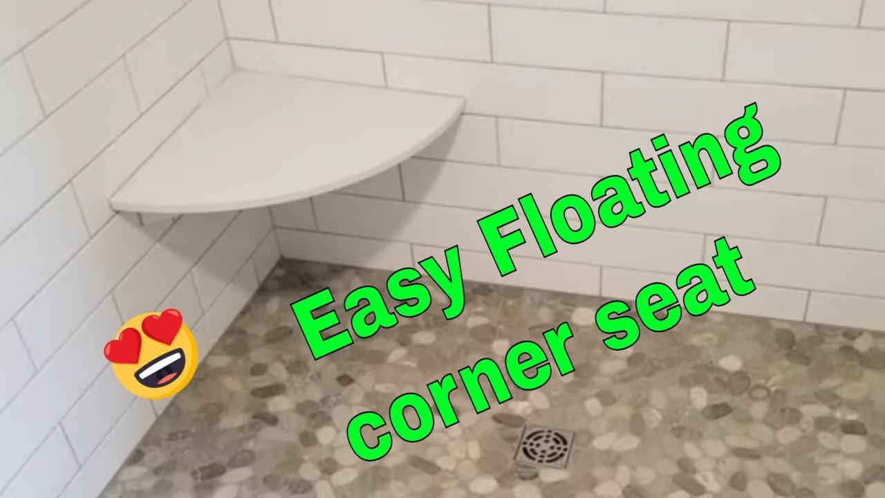 floating corner seat easy fast secure
