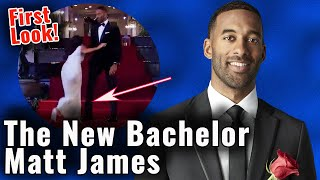 Want more bachelor nation content? then kiss that subscribe button:http://bit.ly/subsharednewswe have our first look at matt james' season of the an...