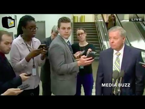 Lindsey Graham Talks About Complex Syria Issue, Robert Mueller, and the Turks and Kurds