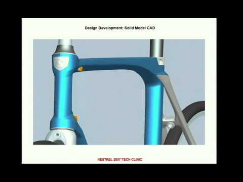 The history and development of the Carbon Fiber bicycle (as told by Kestrel)