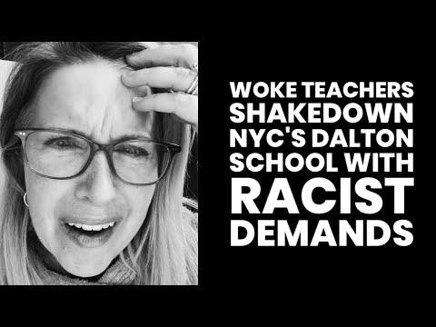 Woke Teachers Shakedown NYC's Dalton School With Racist Demands