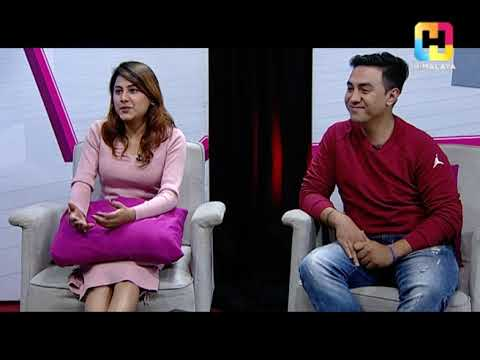 CHIT CHAT WITH SANDHYA JOSHI & ULSON SHRESTHA | THE EVENING SHOW AT SIX