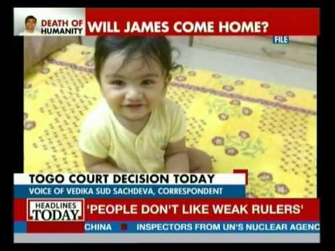 Togo Court's verdict on Capt James' plea today