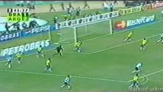 copa amrica 2004 final brasil x argentina 2ºtempo 40 48
