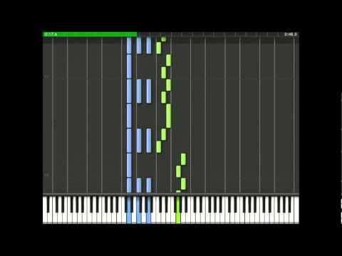 HowTo play Yamko Rambe Yamko on Piano
