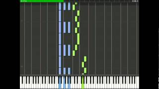 HowTo play Yamko Rambe Yamko on Piano