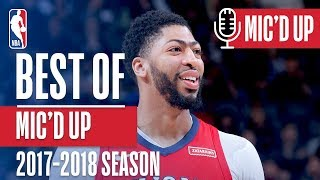Download Best All-Access Mic'd Up Moments of the 2018 NBA Season Mp3 and Videos