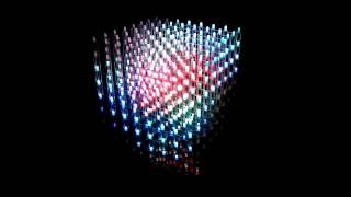 Музыкальный куб (3D RGB цветность светодиодный куб 8x8x8)(Музыкальный куб (3D RGB цветность светодиодный куб 8x8x8) - светодиодное освещение своими руками http://ledmarket.com.ua., 2012-07-30T08:24:11.000Z)