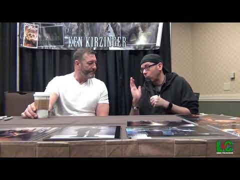 October Exclusive: Lotus Comics meets Ken Kirzinger