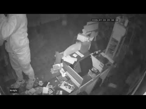"""Robo en la agencia de quiniela y drugstore """"El Abuelo"""""""