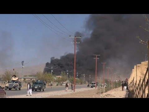 Afganistan Son 24 saatte üçüncü bombalı saldırı