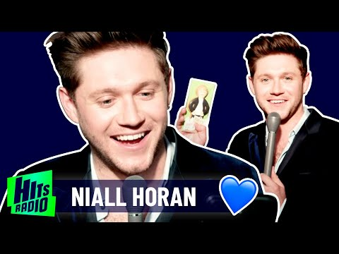 Niall Horan Accidentally Compared Harry Styles to Jim Carrey On The BRITs Red Carpet   Hits Radio