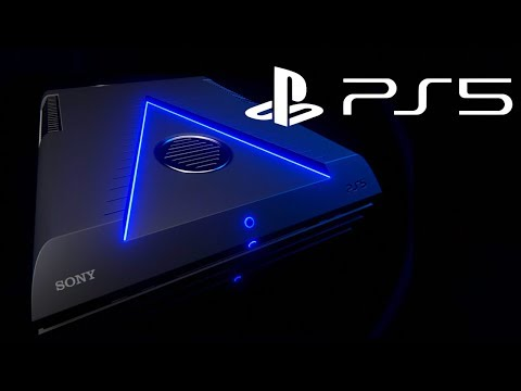 PS5 Console Design LEAKED + PS5 Controller Details! (PlayStation 5 News)