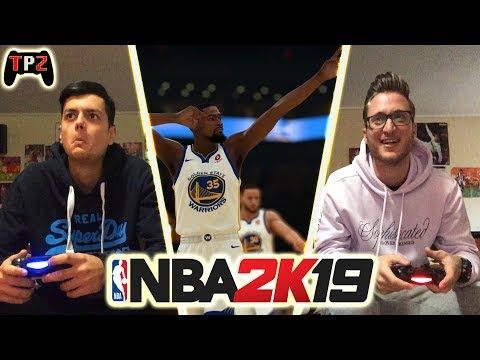 Los Angeles Lakers VS Golden State Warriors | NBA 2K19