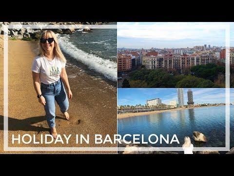BARCELONA, SPAIN | Travel Vlog