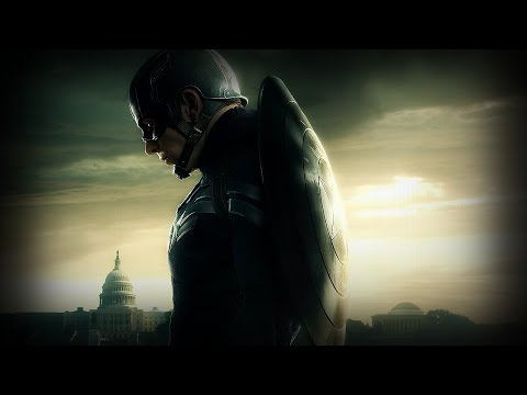 Captain America: FIGHT: Trilogy Tribute