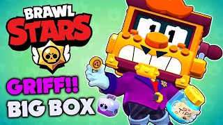 Brawl Stars - Another Big Box for GRIFF!! Gameplay Walkthrough (iOS, Android) - Part 97