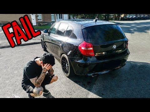 CHEAP MODIFICATION GONE WRONG | BMW 1 SERIES E87