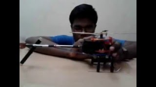 My First Home made little Toy Helicopter