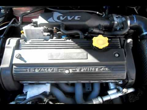 Mg/Rover VVC sound