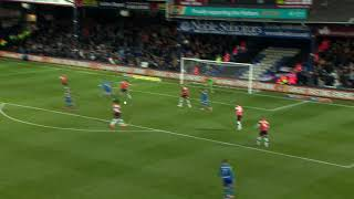 Luton Town v Wigan Athletic highlights