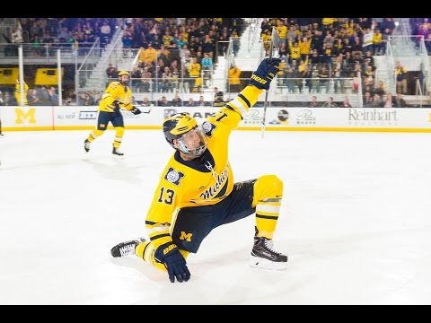 College Hockey Frozen Four Hype 2017