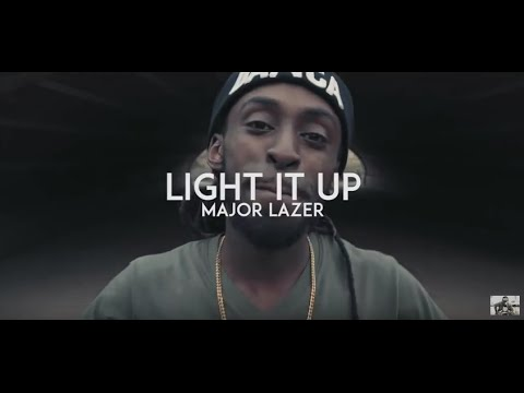 Major Lazer  Light It Up Dancehall Choreography  Danca® Family