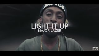 "Major Lazer - ""Light It Up"" Dancehall Choreography - Danca® Family"