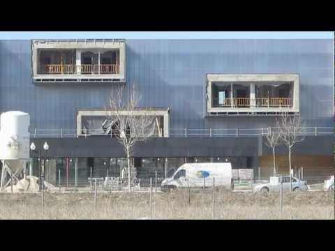 Bmasc arquitectos residencia y albergue juvenil en vila - Arquitectos en avila ...