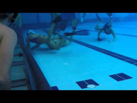 Australian Underwater Hockey Nationals 2015 Ladies Final