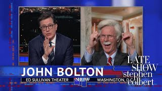 John Bolton Is A Madman