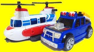 헬로카봇 럭키펀치 아이누크 레스큐 카봇 장난감  Hellocarbot Toys