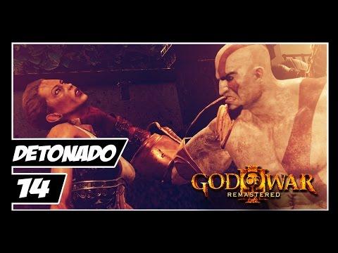 GOD OF WAR 3 REMASTERED - Detonado #14 - É TUDO CULPA SUA!!  [PT-BR 60fps PS4]