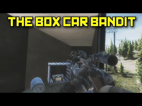 The Box Car Bandit - Escape From Tarkov - Stack Vid