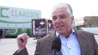 Aankondiging  dag vd logistiek zondag  19 mei 2019  Florent Claassen