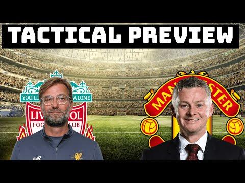 Tactical Preview: Liverpool vs Manchester United | Klopp's Tactics vs Solskjaer's Tactics |